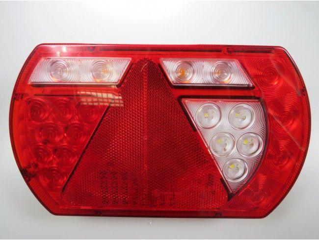 Achterlichtunit Smart LED 12v 5pin rechts   Afbeelding 1   AHW Parts