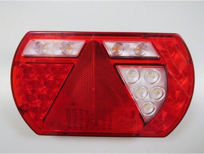 Achterlichtunit Smart LED 12v 5pin rechts   Afbeelding 2   AHW Parts