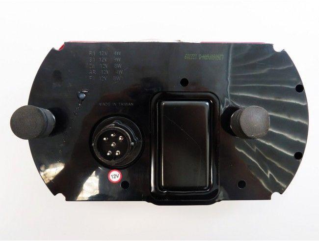 Achterlichtunit Smart LED 12v 5pin rechts   Afbeelding 3   AHW Parts