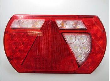 Achterlichtunit Smart LED 12V 7 functies rechts | AHW Parts
