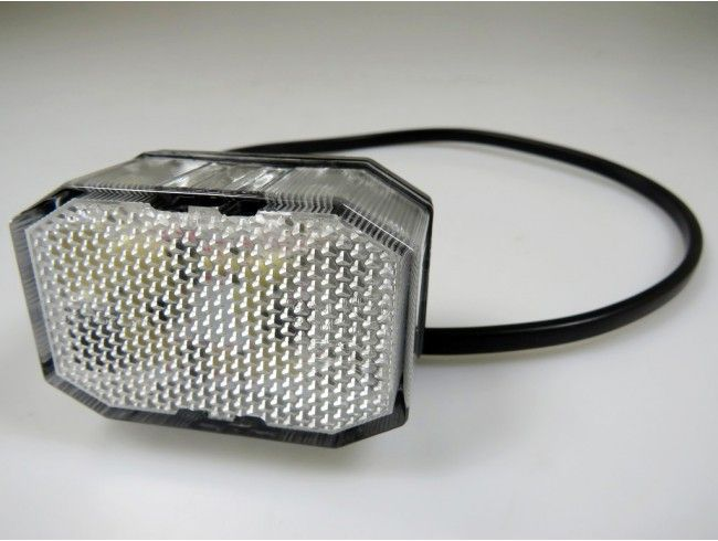 Contourlamp Flexipoint rood/wit LED | Afbeelding 1 | AHW Parts