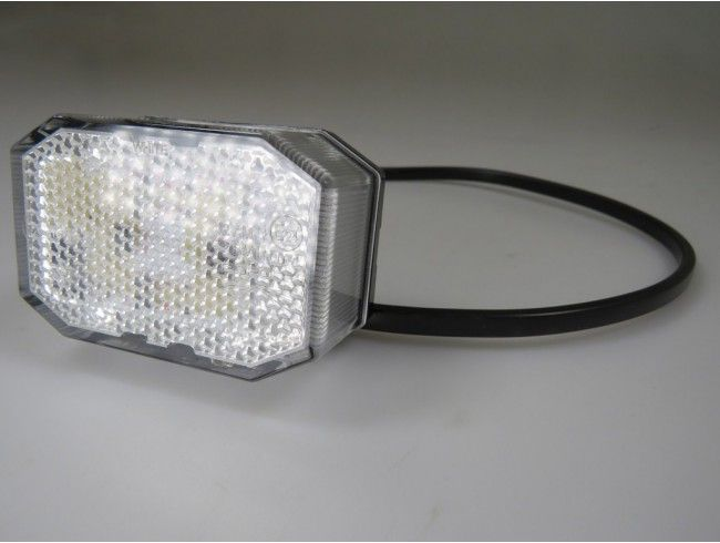 Contourlamp Flexipoint rood/wit LED | Afbeelding 2 | AHW Parts