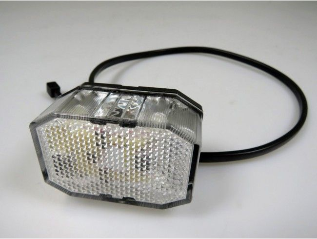 Contourlamp Flexipoint rood/wit LED | Afbeelding 3 | AHW Parts