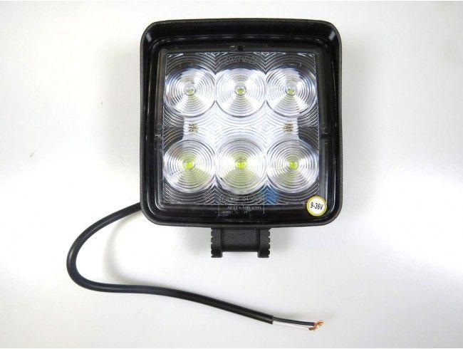 LED werklamp 9-36V | Afbeelding 3 | AHW Parts