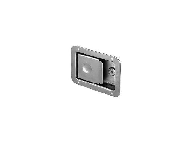 Deurslot met cylinderslot in unit | Afbeelding 1 | AHW Parts