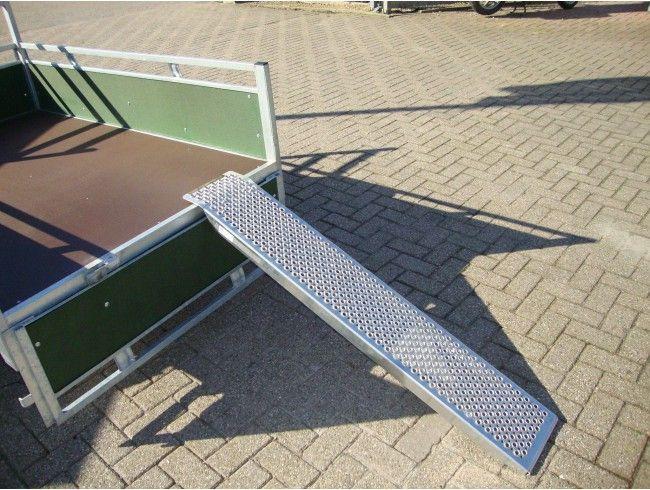 Oprijplaat set 150x26 1000 kg | Afbeelding 2 | AHW Parts