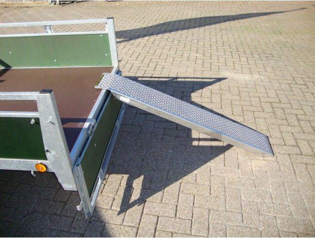 Oprijplaat set 150x26 1000 kg | Afbeelding 3 | AHW Parts