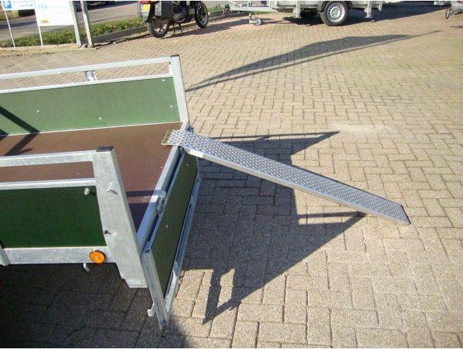 Oprijplaat set 150x20 400 kg | Afbeelding 3 | AHW Parts