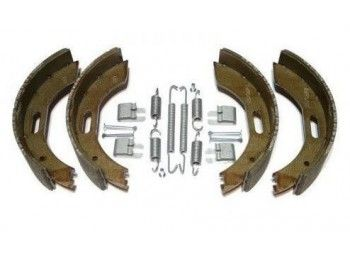 BPW remschoenset 200x50 | AHW Parts