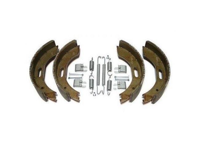 BPW remschoenset 200x50 | Afbeelding 1 | AHW Parts