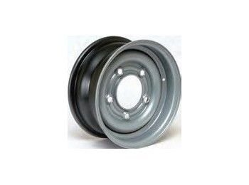 Losse velg 4,5Jx12H2 114,6/165,1/5/0 Ifor Williams | AHW Parts
