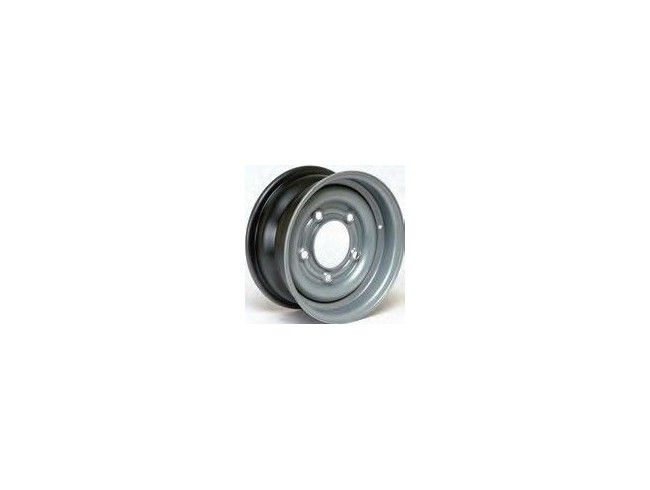 Losse velg 4,5Jx12H2 114,6/165,1/5/0 Ifor Williams | Afbeelding 1 | AHW Parts