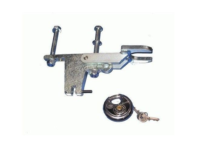 DoubleLock Fixed Lock type A | Afbeelding 1 | AHW Parts