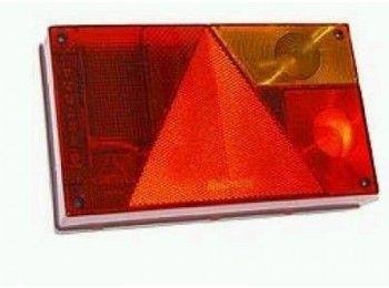 Achterlichtglas Multipoint I Rechts | AHW Parts