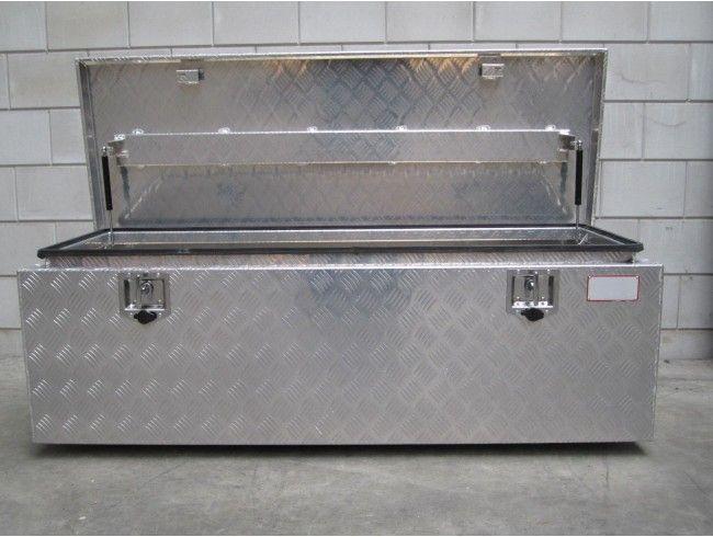 Aluminium bagagebox 150cm | Afbeelding 1 | AHW Parts