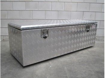 Aluminium bagagebox 190cm | AHW Parts