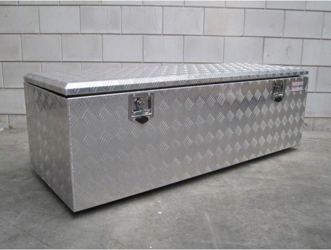 Aluminium bagagebox 190cm | Afbeelding 1 | AHW Parts