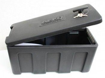 Bagagebox 510x220x272 scharnier korte zijde | AHW Parts