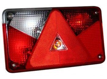 Achterlichtglas Multipoint V Links | AHW Parts