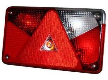 Achterlichtglas Multipoint V Rechts | AHW Parts