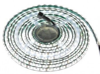 LED strip 12V 5 meter wit | AHW Parts