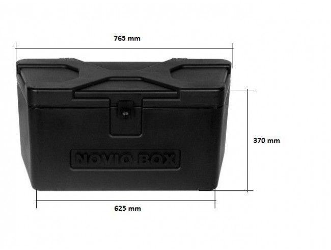 Bagagebox, disselkist Novio | Afbeelding 3 | AHW Parts