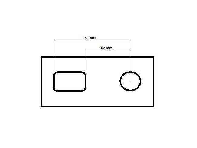 DoubleLock Fixed Lock type B | Afbeelding 3 | AHW Parts