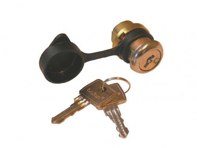 Koppelingslot Knott Avonride | Afbeelding 1 | AHW Parts