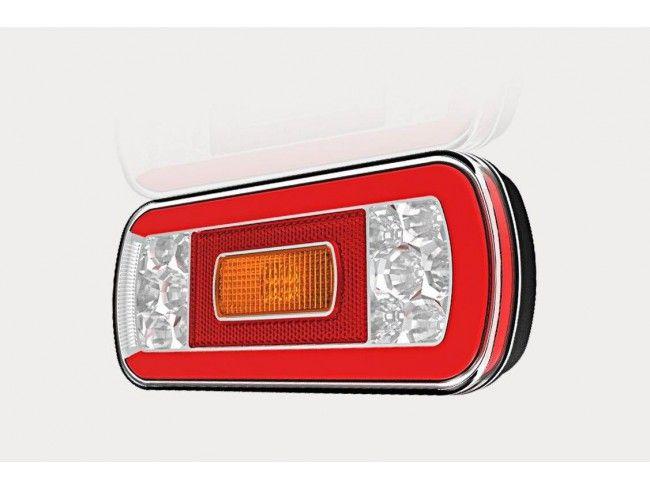 Achterlicht LED rechts | Afbeelding 1 | AHW Parts