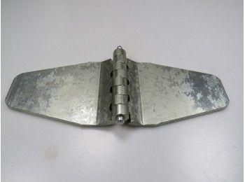 Vlinder scharnier 80 x 230 | AHW Parts