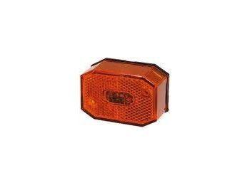 Zijmarkeringsglas Aspock Oranje | AHW Parts