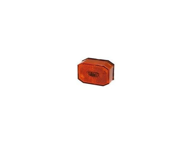 Zijmarkeringslicht Aspock Oranje | Afbeelding 1 | AHW Parts
