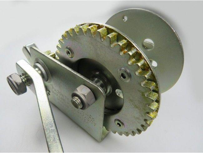 Handlier 408kg | Afbeelding 2 | AHW Parts