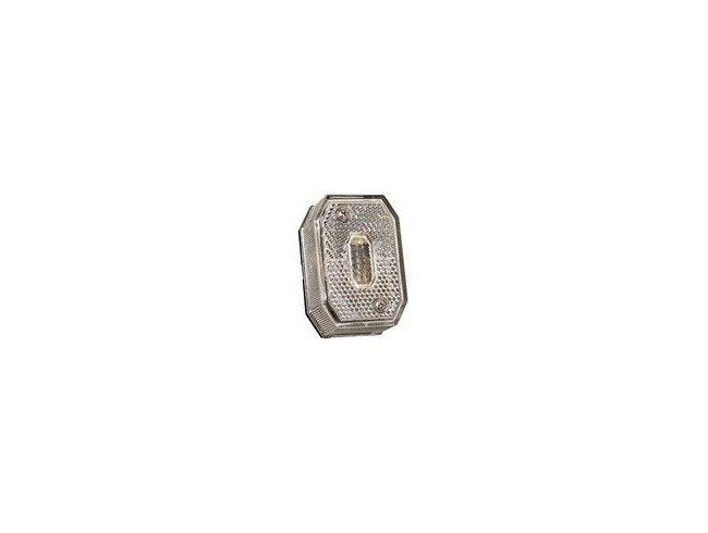 Breedtelichtglas Aspock Wit | Afbeelding 1 | AHW Parts