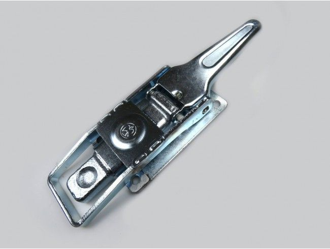 Opbouw spansluiting met massieve pen | Afbeelding 1 | AHW Parts