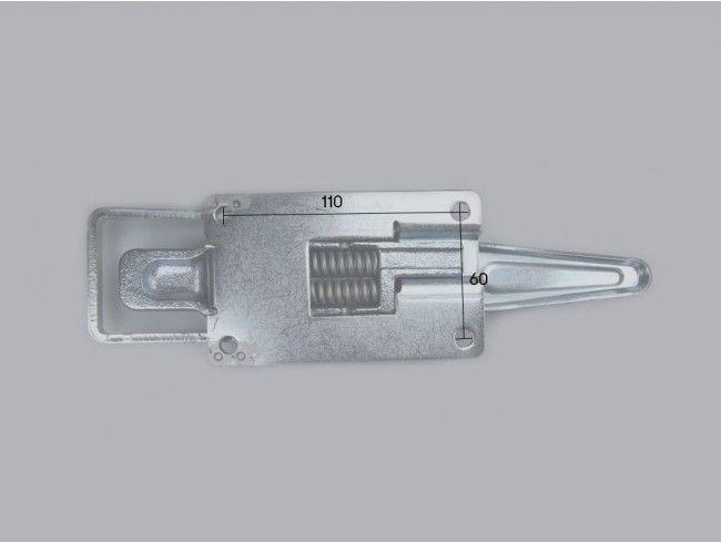 Opbouw spansluiting met massieve pen | Afbeelding 3 | AHW Parts