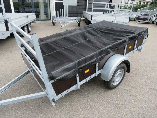 Aanhangwagen net FIJNMAZIG Proline 2800x1600 | Afbeelding 2 | AHW Parts