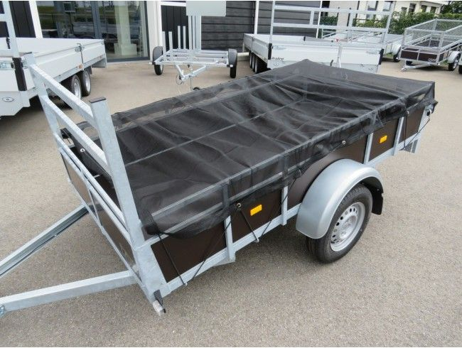 Aanhangwagen net FIJNMAZIG Proline 4000x2400 | Afbeelding 2 | AHW Parts