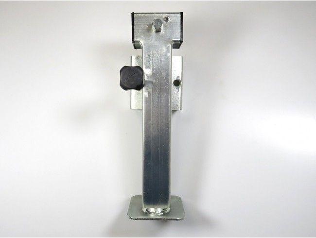 Steunpoot wegklapbaar met grote flens | Afbeelding 1 | AHW Parts