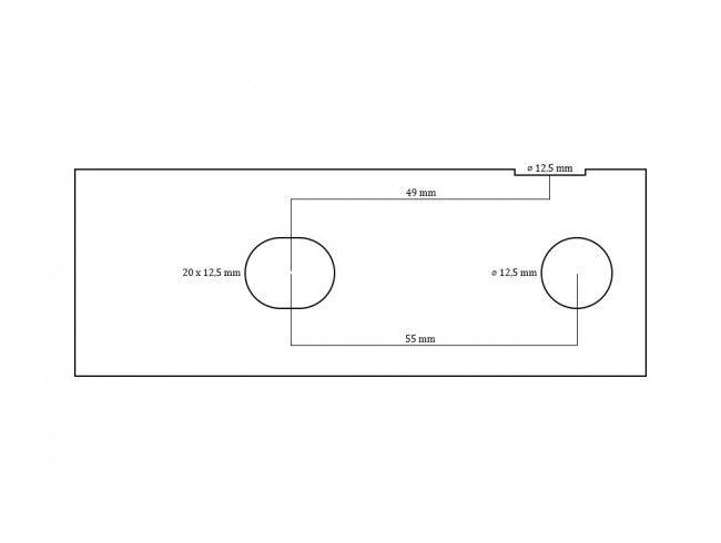 Koppeling Albe EM300 RBH | Afbeelding 5 | AHW Parts