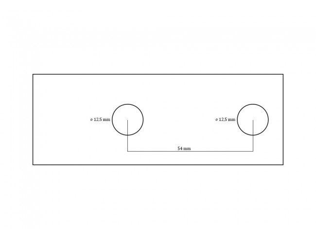 Koppeling AK 160 35 mm | Afbeelding 3 | AHW Parts