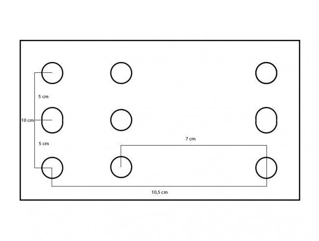 Neuswiel Alko zwaar/verlengd | Afbeelding 2 | AHW Parts