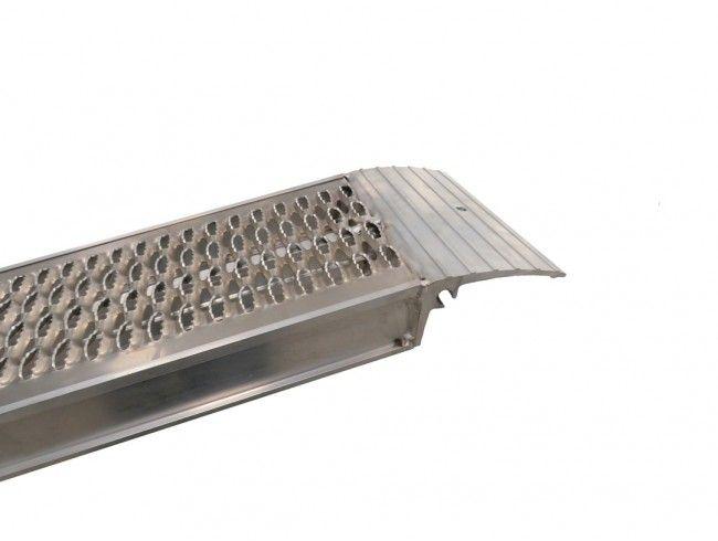 Oprijplaat set 240x30 cm 2800 kg met lip | Afbeelding 1 | AHW Parts