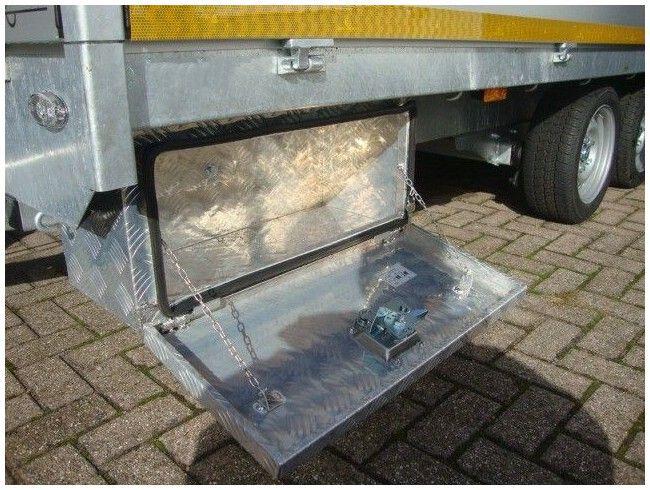 Aluminium bagagebox onderbouw 65cm | Afbeelding 2 | AHW Parts
