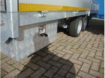 Aluminium bagagebox onderbouw 65cm | AHW Parts