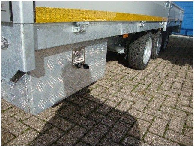 Aluminium bagagebox onderbouw 65cm | Afbeelding 1 | AHW Parts