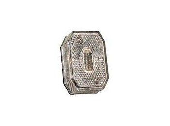 Breedtelicht Aspock Wit LED | AHW Parts