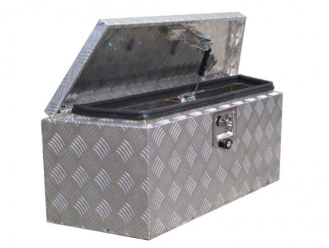 Aluminium bagagebox 90/66cm | Afbeelding 1 | AHW Parts