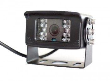 Trailer camera's